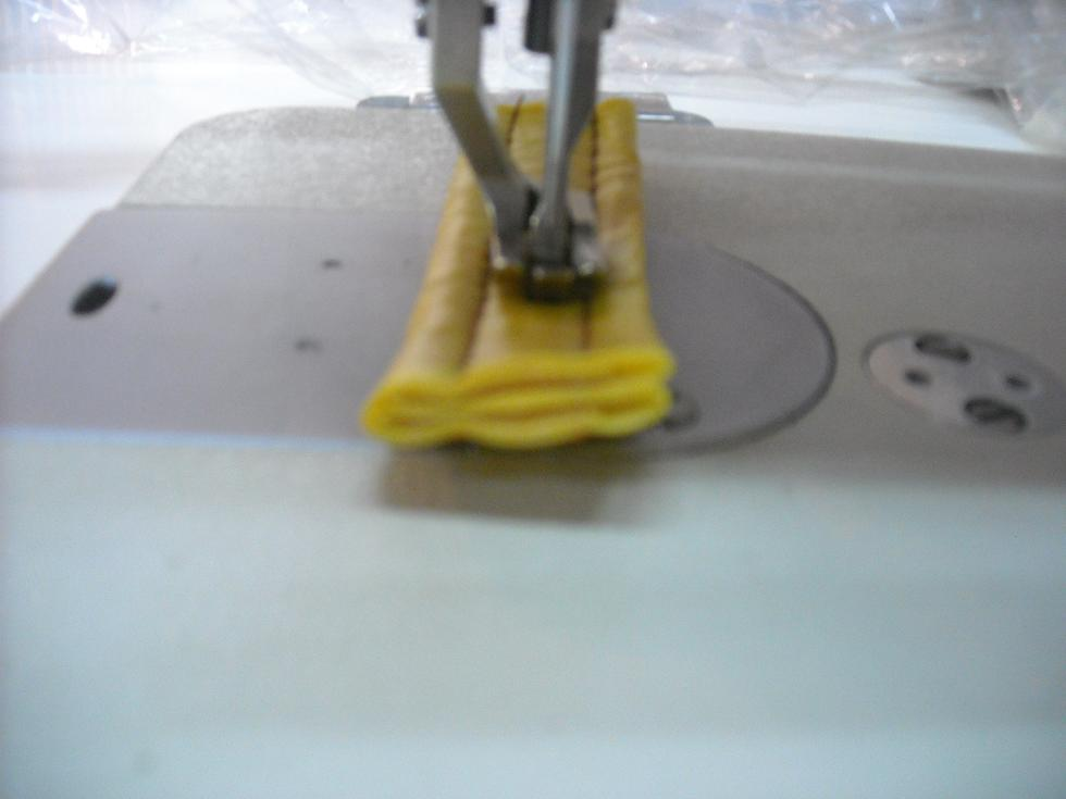 Maquina recta costura pesada