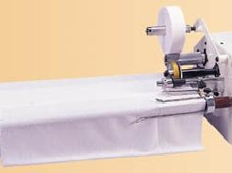 Maquina cortacinta collareta